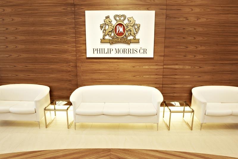 Philip Morris recepce